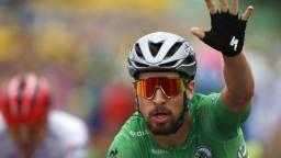 Sagan ovládol 13. etapu Tour de France, v závere tesne porazil Kristoffa