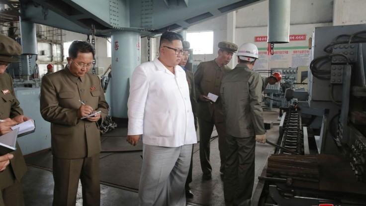 USA naliehajú na Čínu a Rusko, aby uplatňovali sankcie voči KĽDR