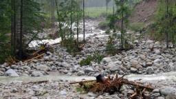 Lesníci hodnotili situáciu po povodniach, škody sú obrovské