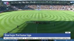 Fortuna liga: Prvé kolo pokračuje, favoritmi sú Belasí a Dunajská Streda