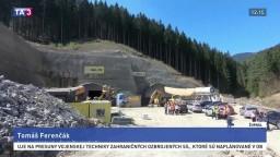Stavbu D1 pri Ružomberku obnovia, obyvatelia chcú zažalovať štát