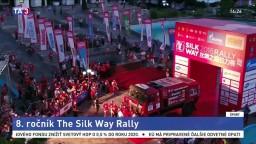 Pretekári na Silk Way Rally prejdú tisíce kilometrov, finiš je v Moskve