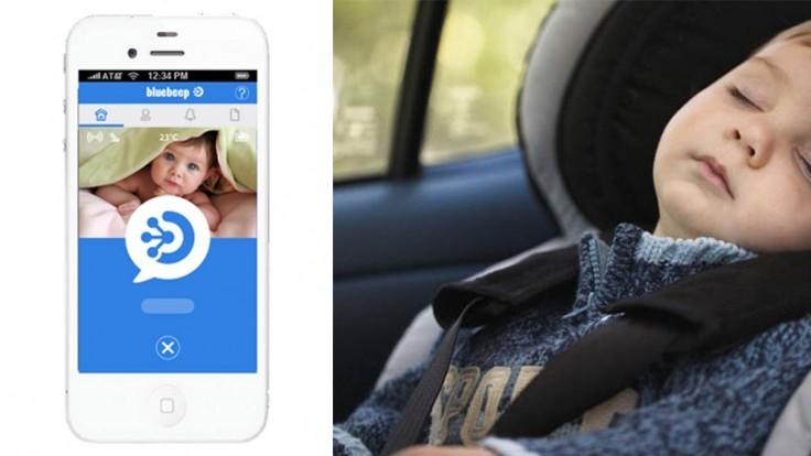 BlueBeep sa postará, aby rodič už nezabudol svoje dieťa v aute