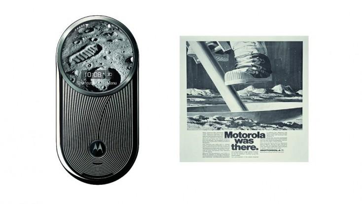 Jeden veľký krok pre Motorola