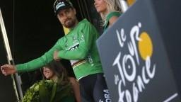Doráňaný Sagan sa postaví na štart, na Tour de France pokračuje