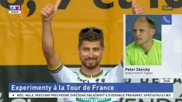 P. Zánický o Saganovej dominancii na Tour de France