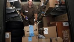 Amazon môže prekonať Apple. Stane sa najhodnotnejšou firmou sveta?