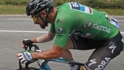Sagan sa v poslednej horskej etape trápil, triumfoval Roglič