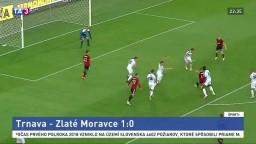 Fortuna liga: Spartak si vydrel víťazstvo, zdolal Zlaté Moravce