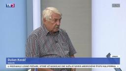 HOSŤ V ŠTÚDIU: D. Kováč o vzťahu Čechov a Slovákov
