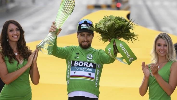 Sagan po Tour: Mám obrovskú radosť, sú to neskutočné pocity