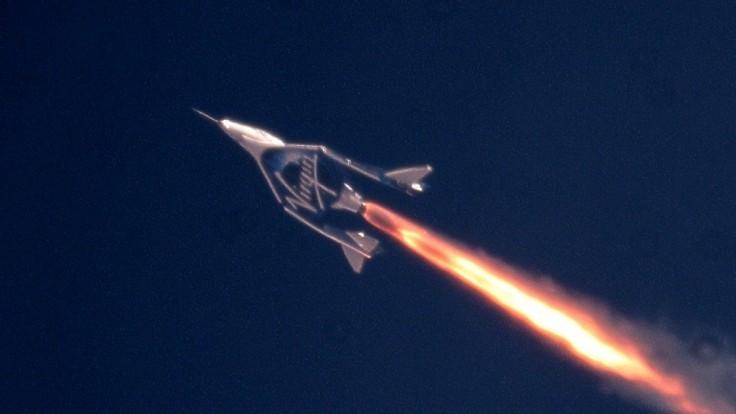 Úspešný test priblížil komerčné lety do vesmíru bližšie k realite