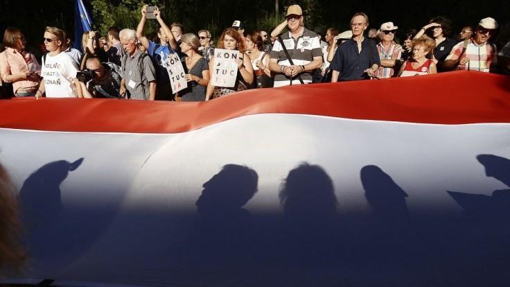 Poľsko je pripravené brániť spornú reformu súdnictva v Luxemburgu
