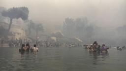 Grécku hrozí ďalšia katastrofa, po požiaroch môžu prísť záplavy