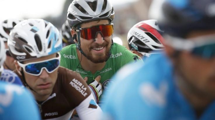 Sagan má na konte ďalší úspech. Kritérium v Belgicku hladko vyhral