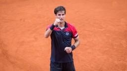 Kližan porazil Thiema a postúpil do štvrťfinále dvojhry na ATP