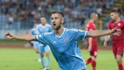 Slovan postúpil do 3. predkola EL, zvládol domácu odvetu proti Malte