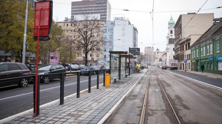 Z frekventovanej bratislavskej ulice načas zmiznú električky
