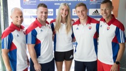 Slovenskí atléti odcestovali do dejiska ME, veria v medailu