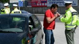 Policajti testovali alkohol v potravinách, vyprchá za štvrťhodinu