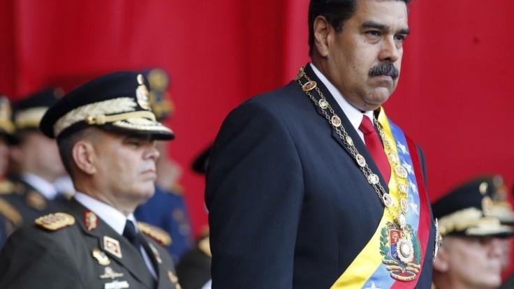 USA reagovali na Madura: Na údajnom atentáte sme sa nepodieľali