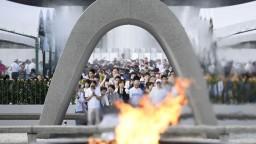 Hirošima na minútu stíchla. Japonsko si pripomína smutné výročie