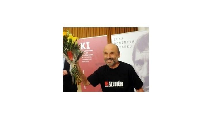 Cenu Dominika Tatarku za rok 2011 získal Dezider Tóth