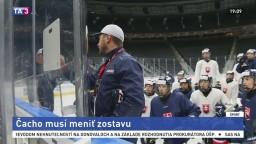 Zostava mladých hokejových reprezentantov sa mení, viacerí sa zranili