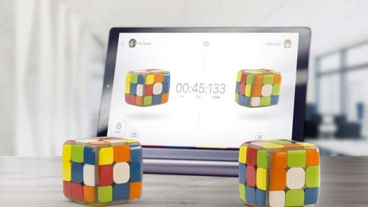 GoCube: Klasická Rubikova kocka vstupuje do digitálnej doby