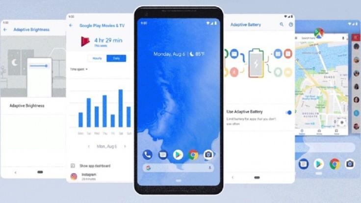 Android 9.0 Pie sa vám prispôsobí vďaka umelej inteligencii