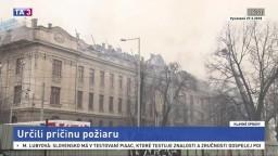 Zistili príčinu požiaru daňového úradu v Košiciach