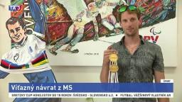 Jozef Metelka sa vrátil z víťazných majstrovstiev sveta