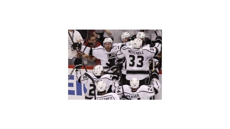 NHL: Los Angeles cez Phoenix do finále o Stanleyho pohár