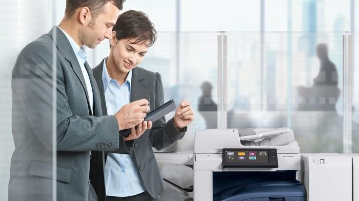 Xerox prináša vylepšené používateľské ovládanie a správu tlače