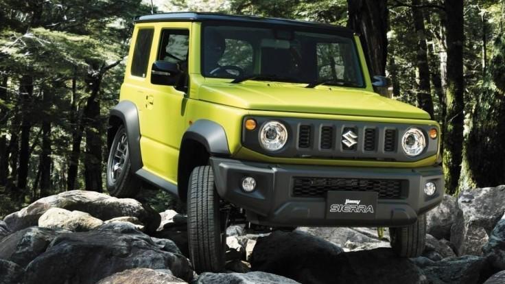 Suzuki prezrádza detaily o európskej verzii nového Jimny