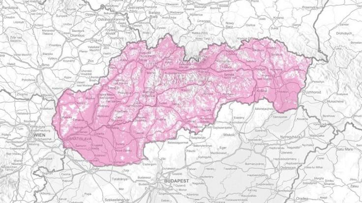 Telekom pridal na mapu pokrytia 4G ďalšie desiatky lokalít