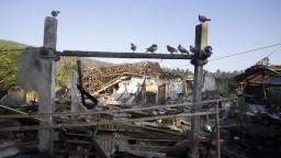 Silné zemetrasenie zodvihlo povrch ostrova Lombok o štvrť metra