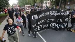 "Vo Washingtone povedali ""nie"" nacionalizmu a rasizmu"