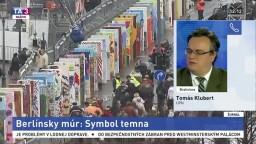 T. Klubert o 57. výročí stavania Berlínskeho múru
