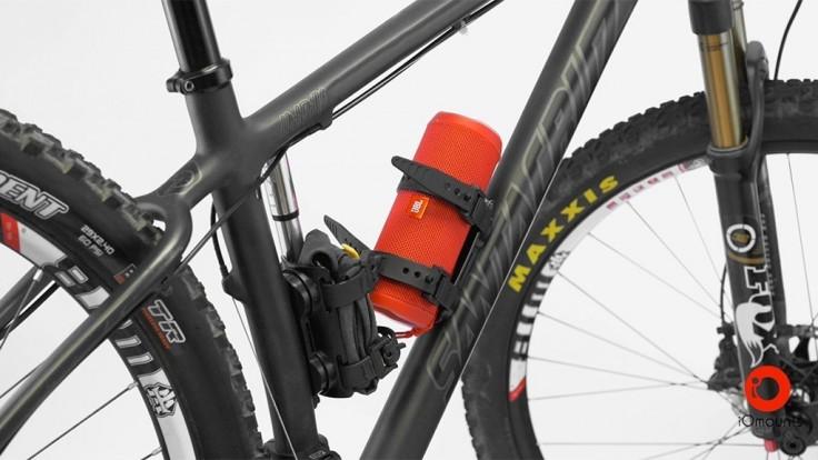 Nosič Mule novým spôsobom preváža rôzne veci na bicykli