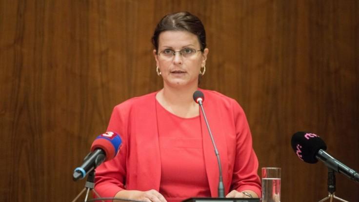 Úspešnou kandidátkou do Rady ÚVO bola len advokátka Rodinová