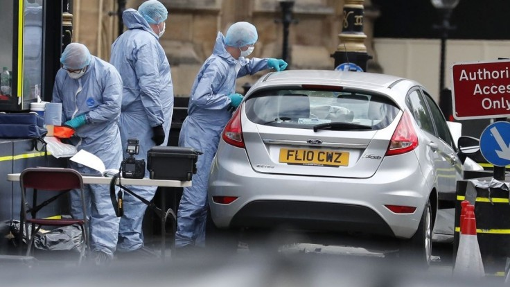 Muž, ktorý útočil na cyklistov v Londýne, prišiel z Birminghamu