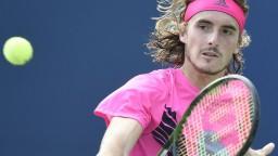V Cincinnati odštartoval turnaj ATP, Goffin zdolal Tsitsipasa