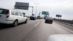 Na bratislavskom úseku D1 sa začínajú dopravné obmedzenia