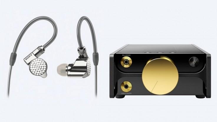 Sony si pripravila dve lahôdky pre bohatých audiofilov