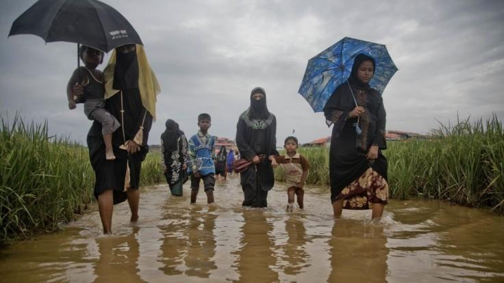 USA uvalili sankcie na Mjanmarsko, nepáči sa im zaobchádzanie s Rohingami