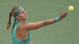Kvitová je v Cincinnati v semifinále, čaká ju súboj s Bertensovou