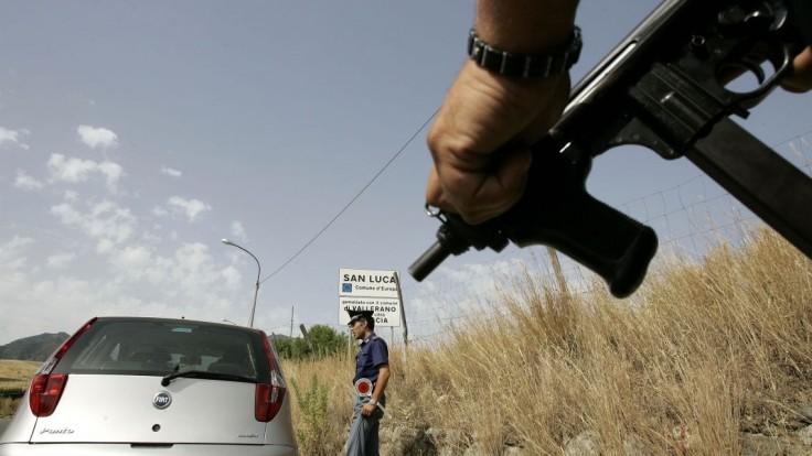 Zatkli bossa talianskej