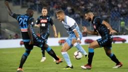 Hamšíkov Neapol otočil zápas s Laziom, vyhral 1:2
