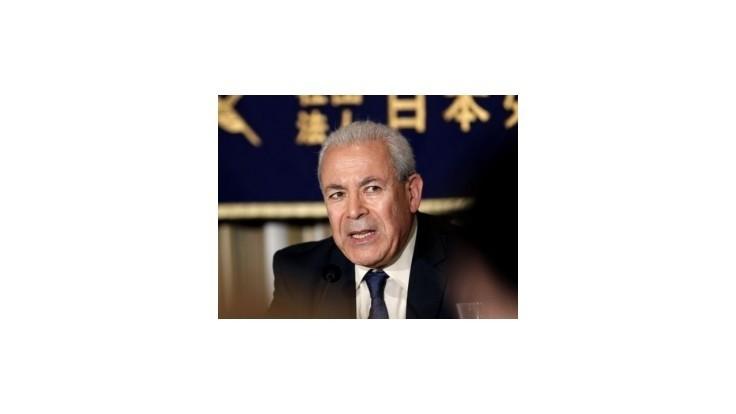 Vodca sýrskej opozície odstúpil z funkcie